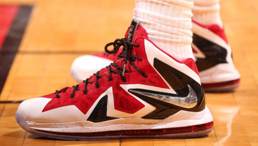 A Look Back at All of LeBron's NBA Finals Shoes | Sole Collector