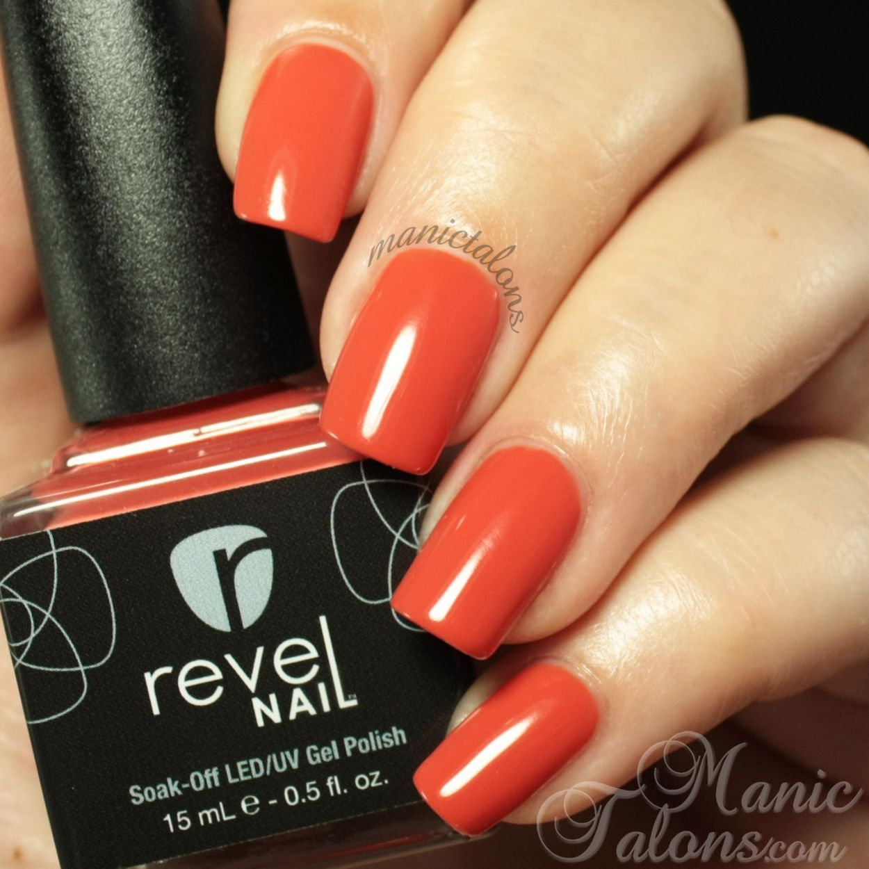 Revel Nail Gel Polish Mai Tai
