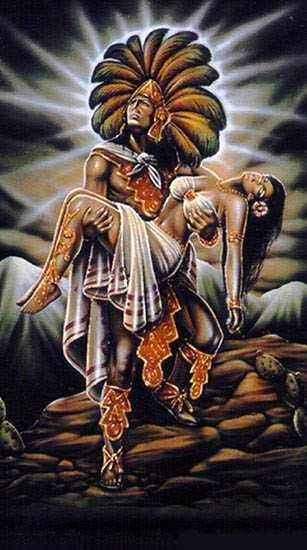 Aztlan Art Bing Images Arte Mexican Art Chicano Art Art