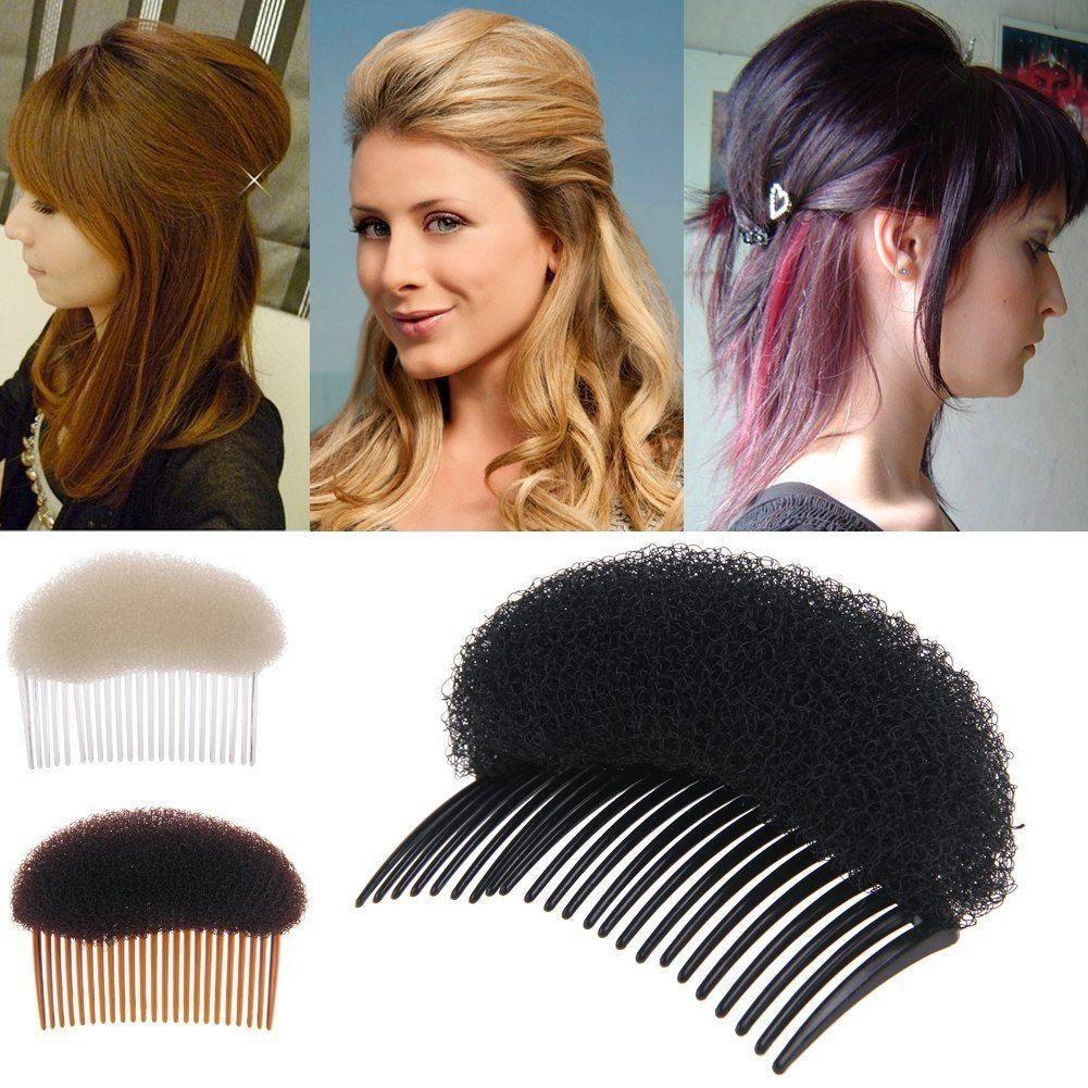 Woman lady vogue hair styling clip stick bun maker braid tool hair