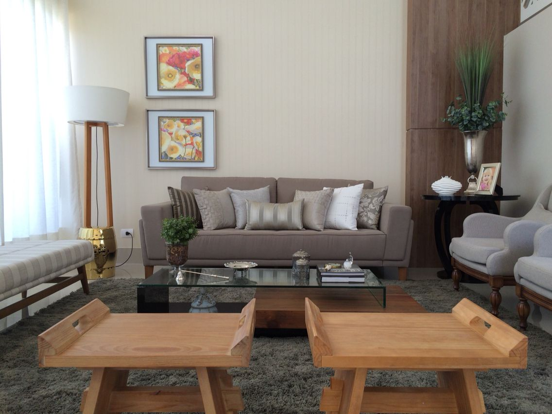 Residência CJ: sala de estar