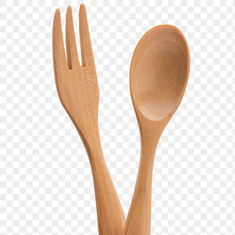 Wooden Spoon And Fork Design Element Free Image By Rawpixel Com Teddy Rawpixel Forks Design Design Element Design