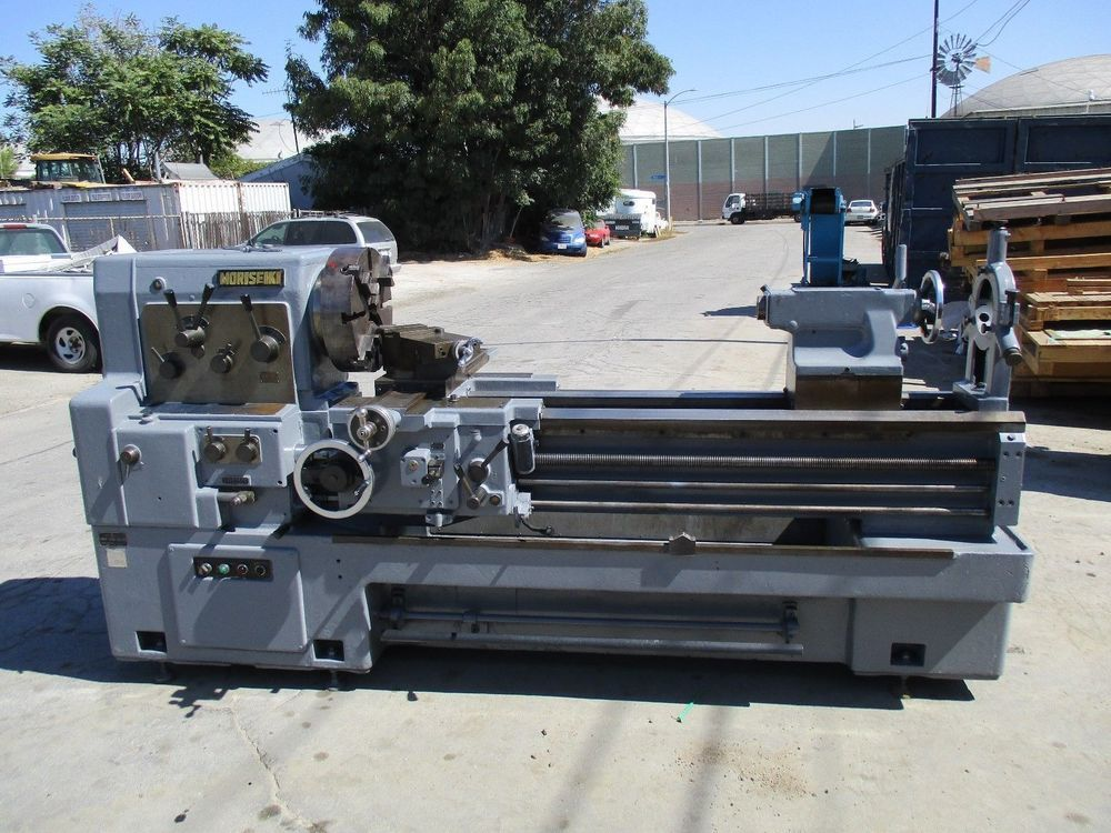 MORI SEIKI MH01500G ENGINE LATHE 24