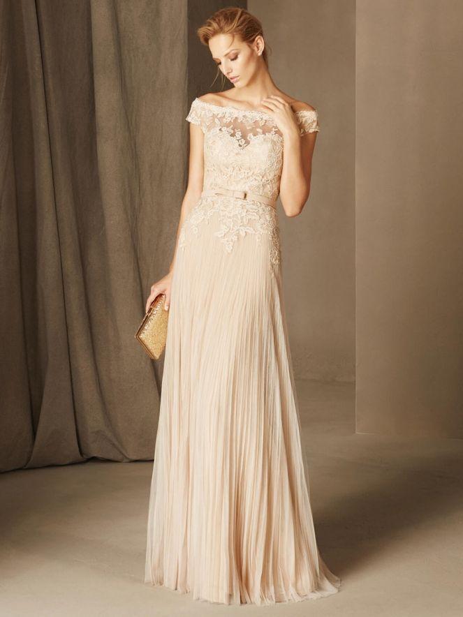 ad24d3f767 Kolekcja Pronovias Fiesta. Piękne suknie wieczorowe