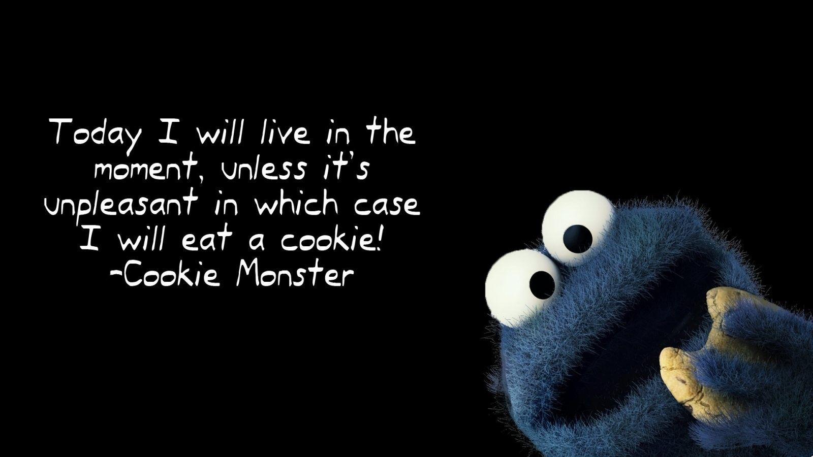 Cookie Monster Wallpaper Cookie Monster Hd Wallpaper Wallpaper