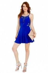 Blue Love Dress