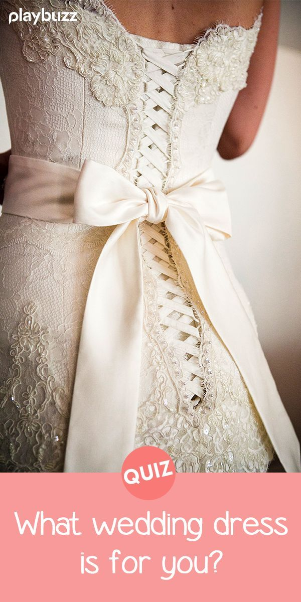What Wedding Dress Is For You Life And Style Wedding