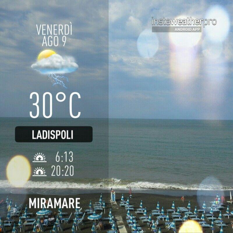 Ladispoli, Miramare, spiaggia, mare Spiaggia, Screenshot