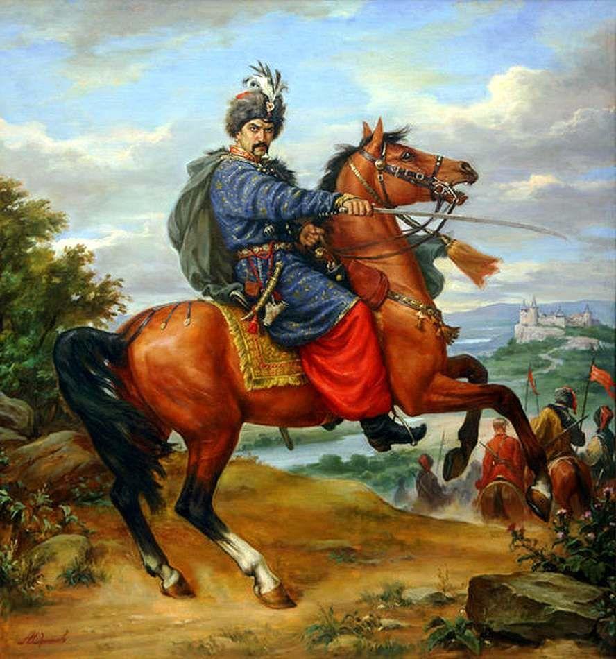 A Orlenov Getman Ivan Bogun Ukrainian Art Russian Art Art History