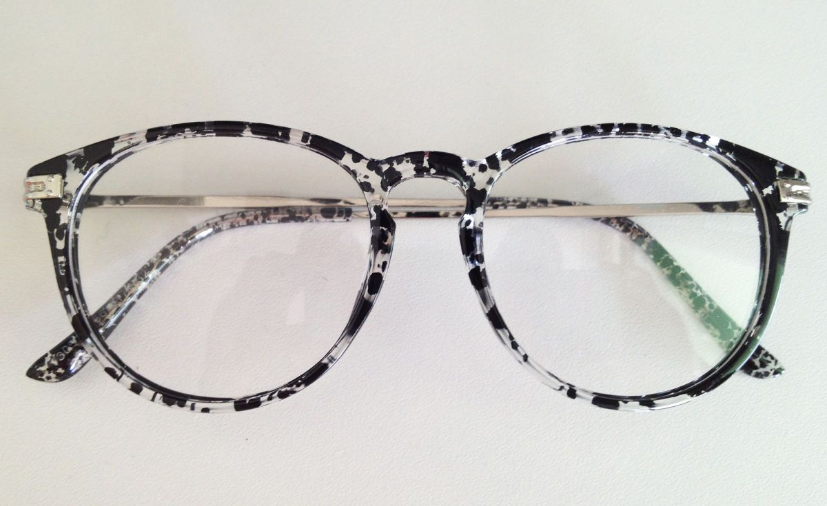 Armação Óculos Grau Estampada   Things to Wear   Pinterest   Glasses ... 84e5d91d39