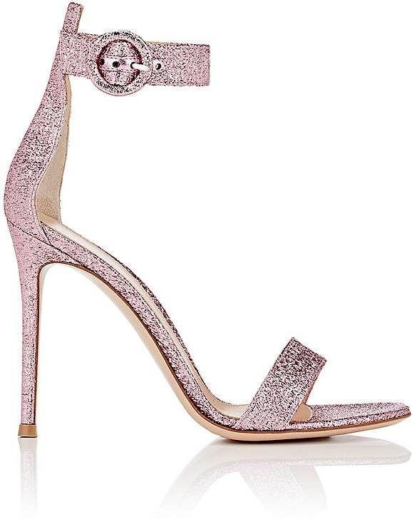 Gianvito Rossi Women's Portofino Ankle-Strap Sandals. Evening Sandal  fashions. I'm