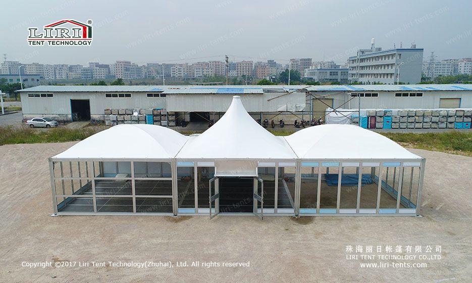 Combined Modular Structure Tent Tent Modular Structure Modular