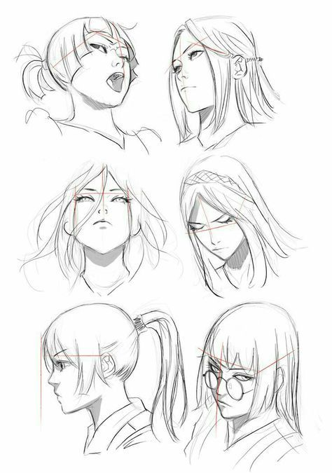 Best How To Draw Anime Face Angles 26 Ideas Art Reference Manga Drawing Art Sketches