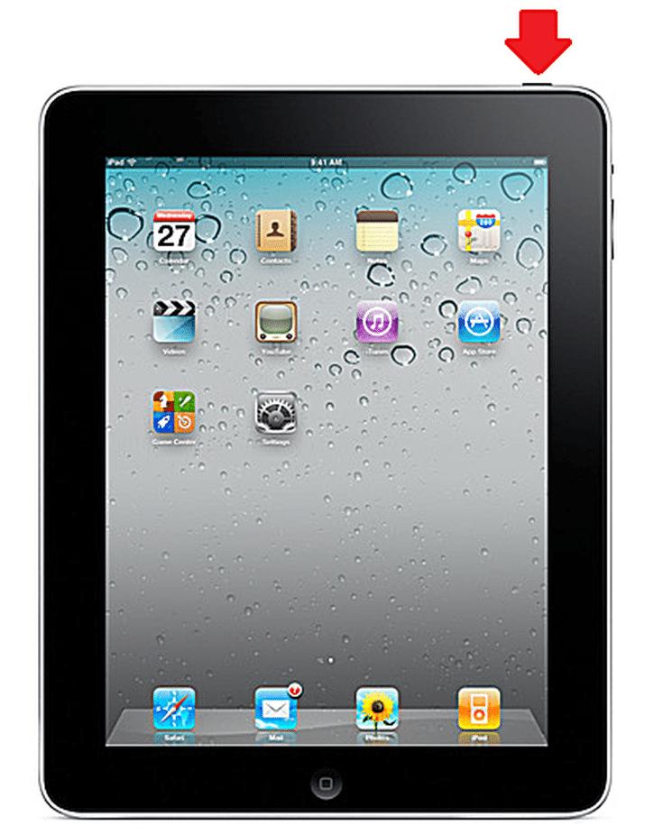 Understanding the iPad Sleep/Wake Button Ipad mini
