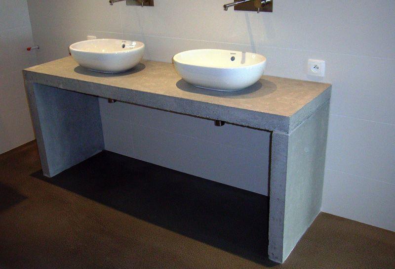 Ensemble de salle de bain design 1 vasque 100 cm Tonia Ensembles