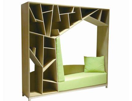 le lit-armoire de greenage / Sismo design | Furniture | Pinterest ...