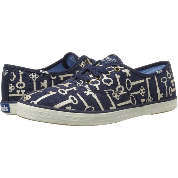 Keds Taylor Swift's Champion Key Print Women's Lace up casual Shoes,... (