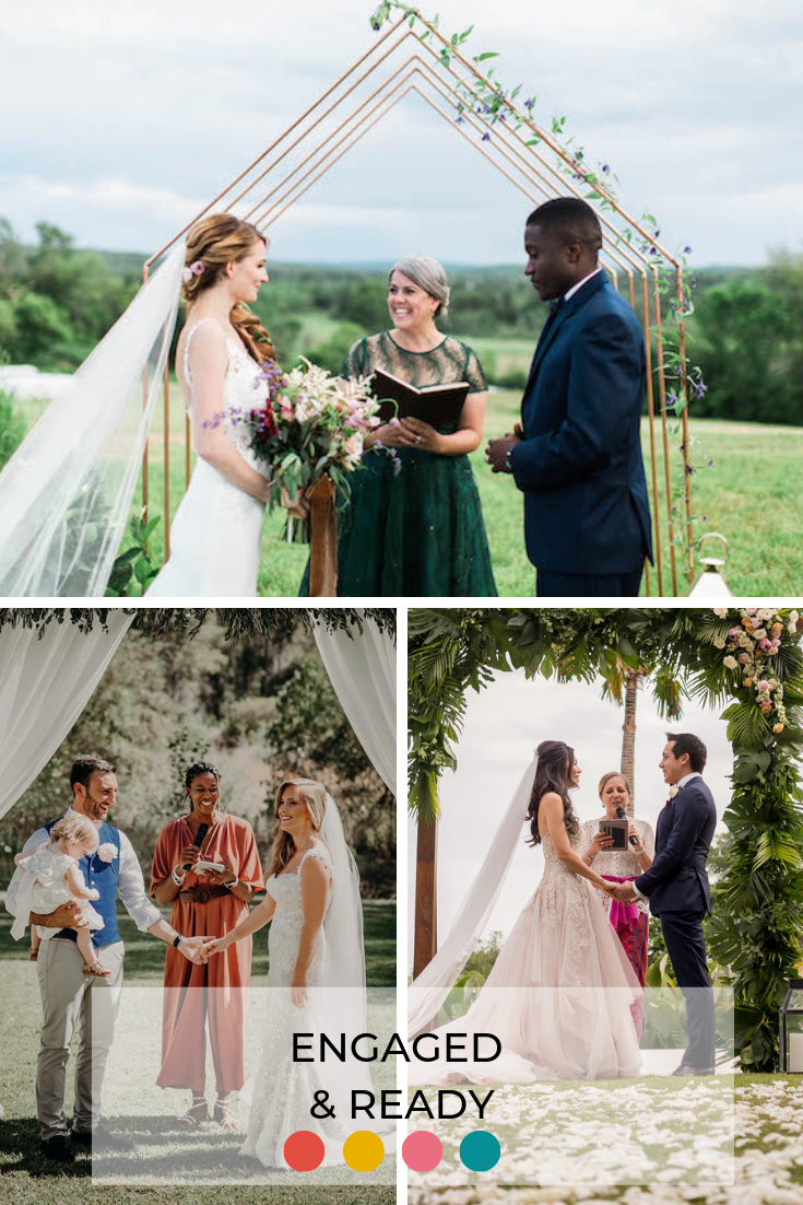 Find Your Awesome Wedding Celebrant Officiant Right Here Engaged And Ready Reichel