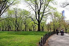 Central Park - Wikipedia, la enciclopedia libre