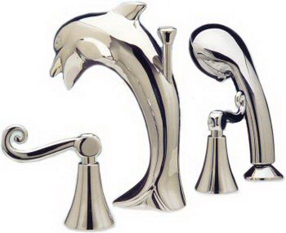 Sherle Wagner Dolphin Basin Set Gold Plate Sink Foundvalue