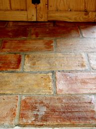 ancientfloorscom terra cotta tiles from italy france spain and mexico - Terra Cotta Tile Dining Room Decorating