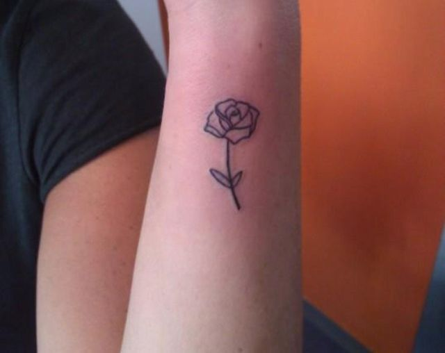 36 Rose Tattoos For Your Inspiration Rebellion Rose Tattoos
