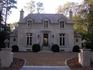 French Inspired Houses Aka My Dream Home 2009 French Architecture House Exterior French Country House