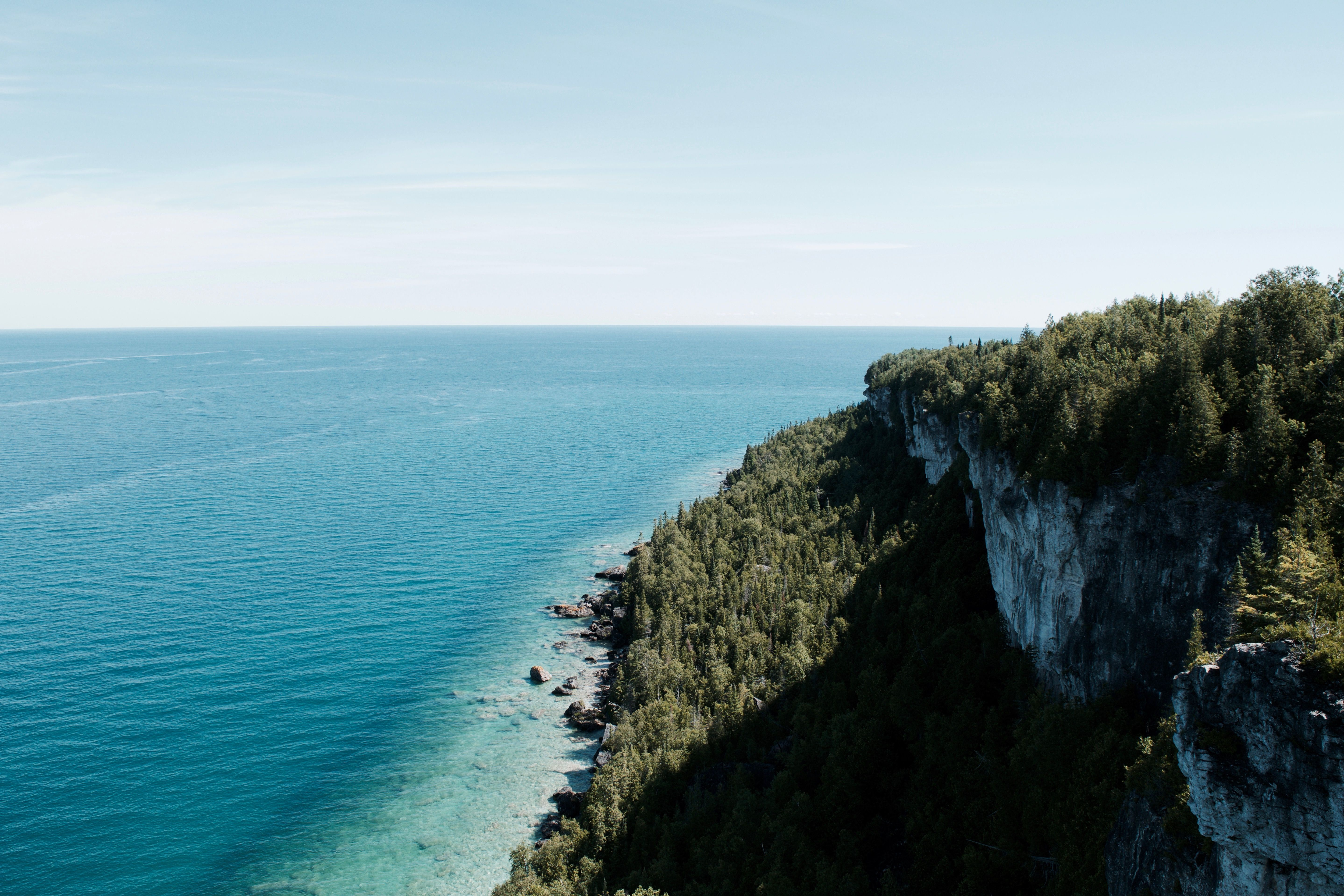 Lions Head Lookout // Bruce Peninsula, Ontario //