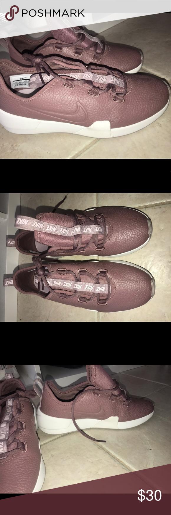 Nike Mauve colored sneakers   Nike