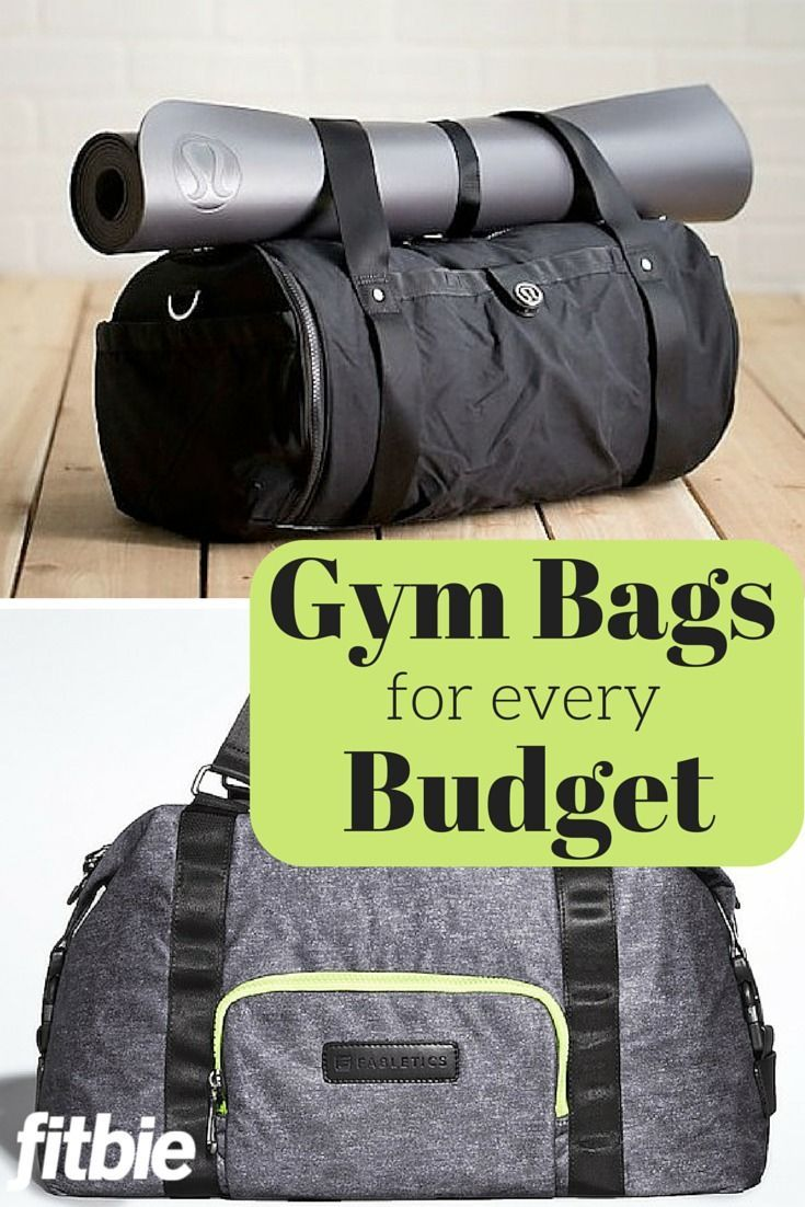 236f85add1 The Best Gym Bags for Your Budget - No matter your price range, we found  cute and functional duffels that are worthy of your workout.