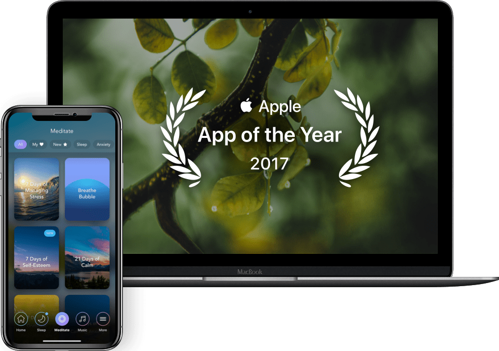 Calm App of the Year Calm meditation, Meditation apps