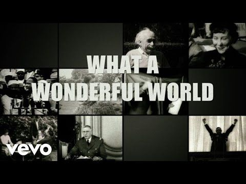Lyric Video For What A Wonderful World Performed By Sam Cooke Directed