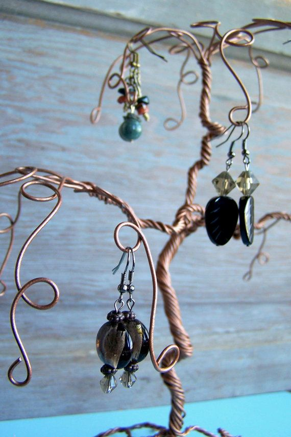 Willow Tree Jewelry Display Stand Earring Holder by milliemoments ...