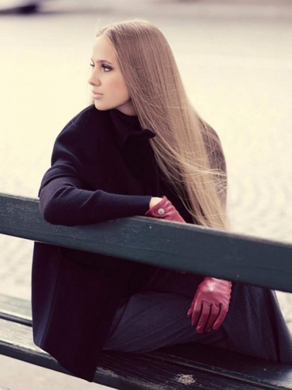 Valeria Sokolova ~ super sleek style