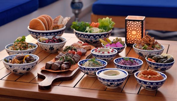 Image result for levantine meze Pinterest