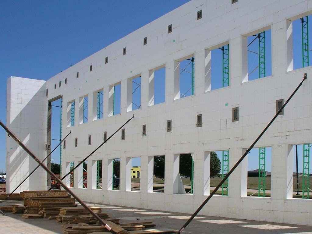 BuildBlock ICF Commercial Building