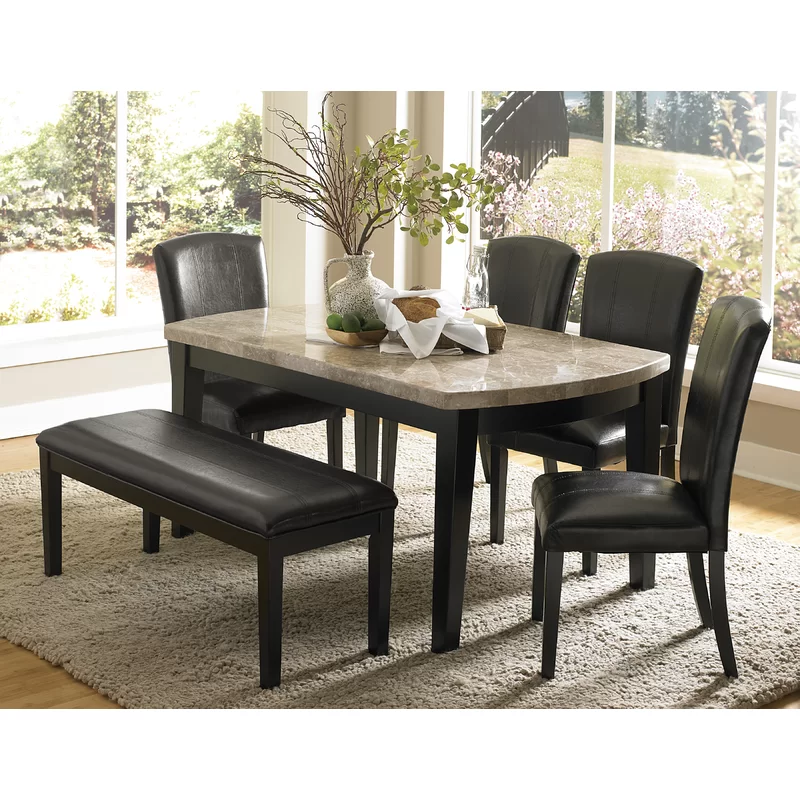 Nuccio Side Chair In 2021 Dining Table Marble Granite Dining Table Marble Top Dining Table
