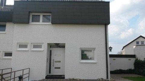 Fassadengestaltung weiß grau  Bildergebnis für hausfassade grau | Fassade | Pinterest ...