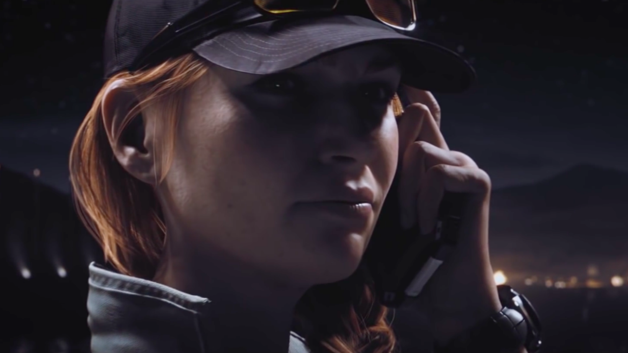 Rainbow Six Siege Outbreak Official Ash S Call To Arms Trailer