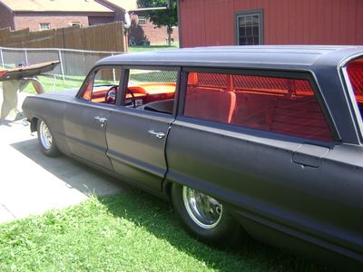 1963 Chevy Biscayne Station Wagon Pro Streetp For Sale Station