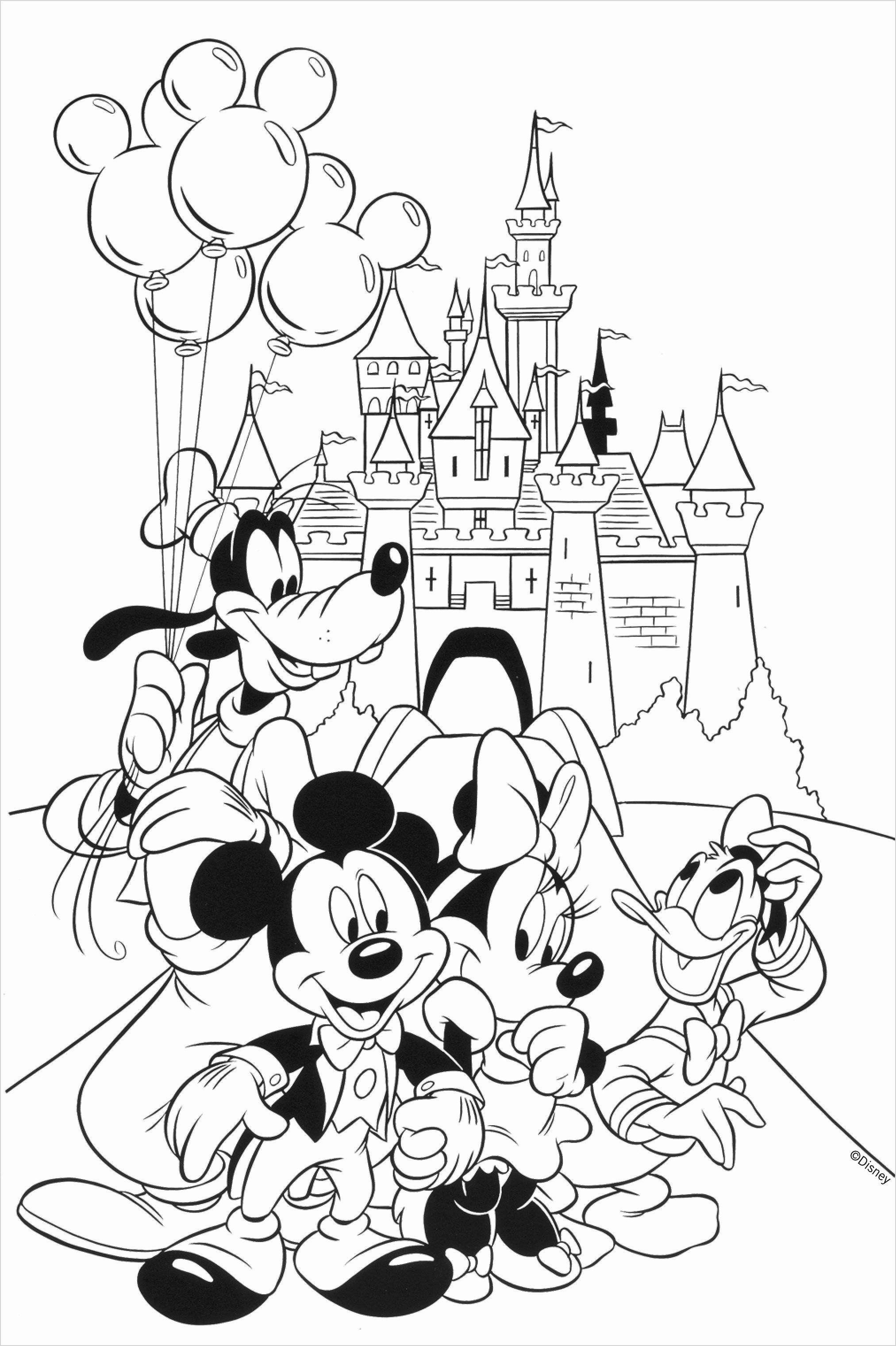 Free Valentines Coloring Printables Luxury Luxury Disney