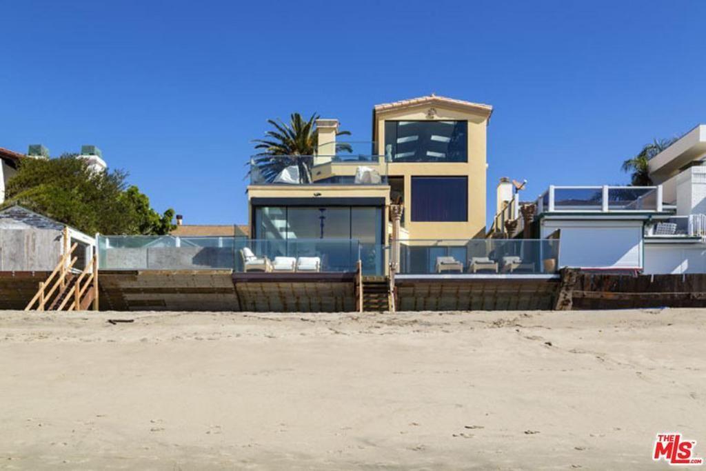 Malibu beach real estate malibu beach information for Malibu california beach houses