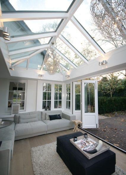 #Veranda #Porch #Porche  optie als aanbouw voor thuis: