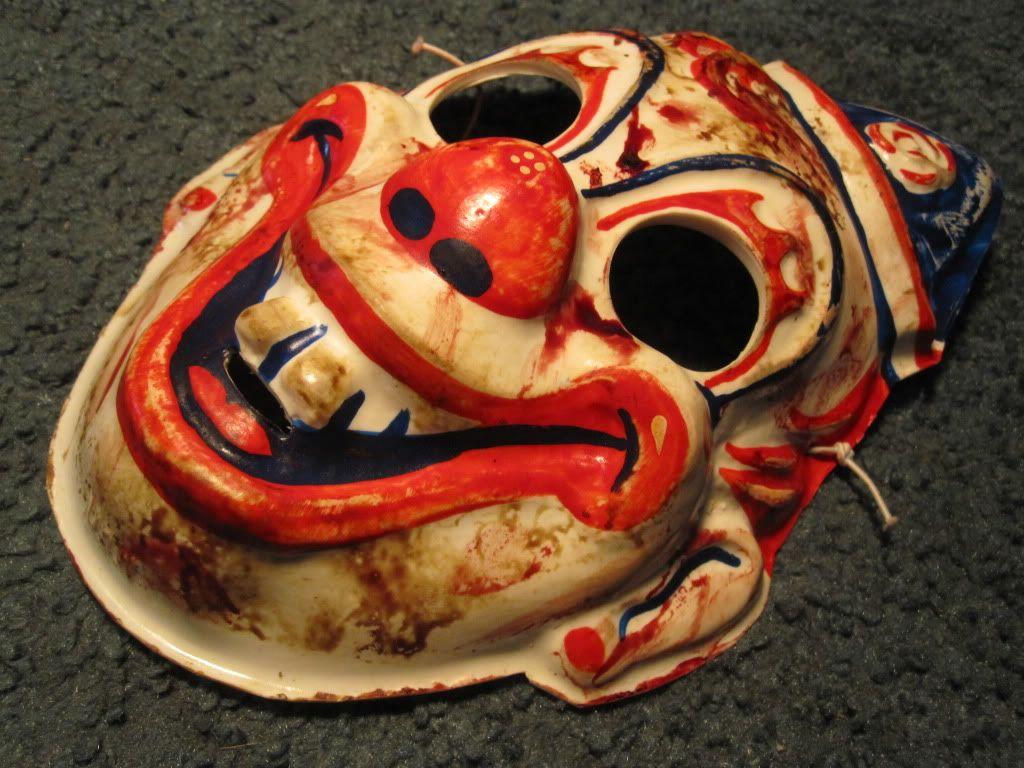 Michael Myers mask clown   movies   Pinterest   Michael myers mask ...