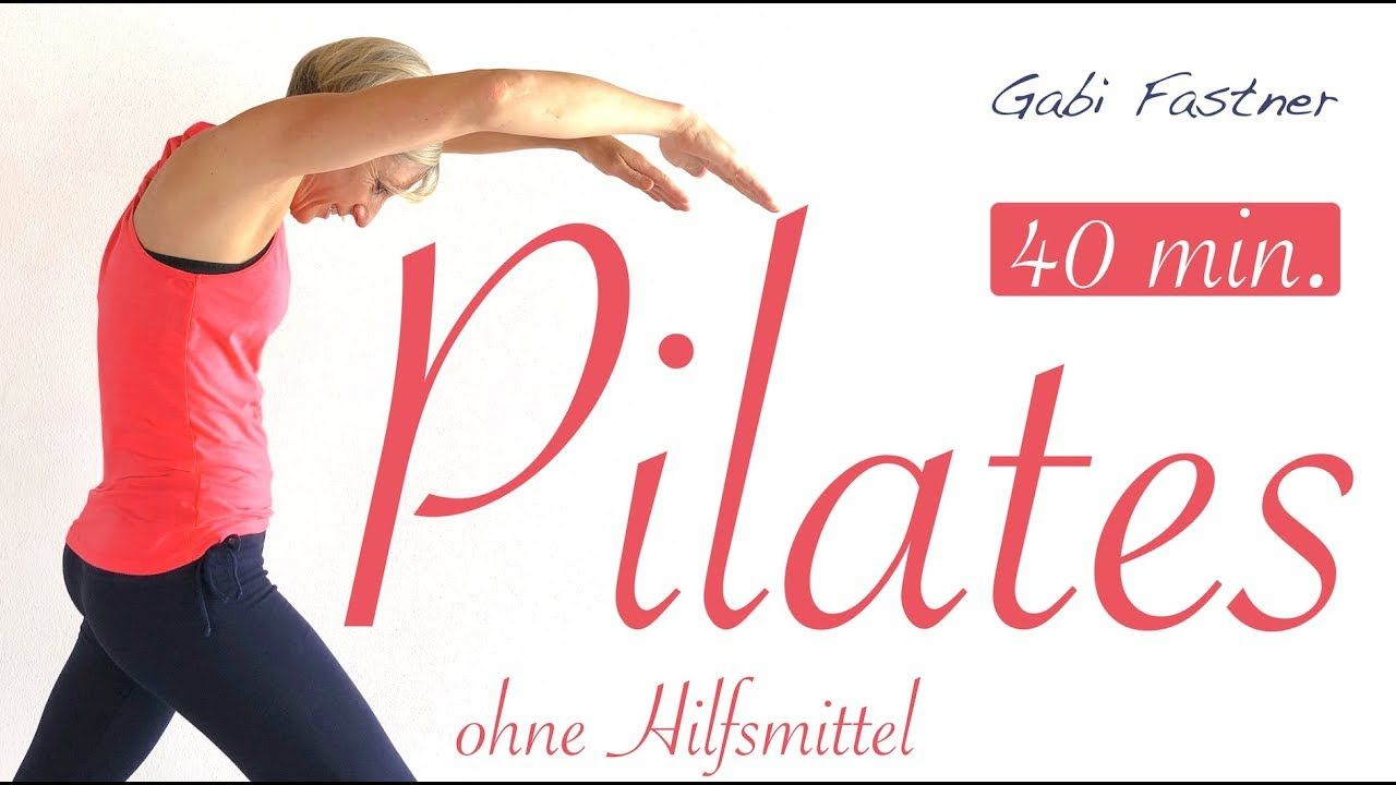 Photo of 40 min.Pilates course for at home, without equipment