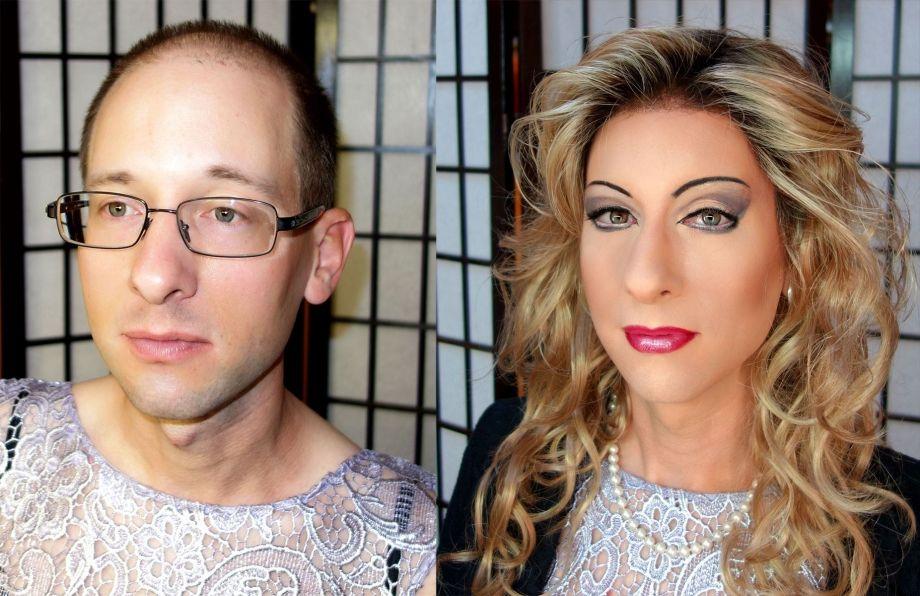 Transgender mann zu frau Transgender