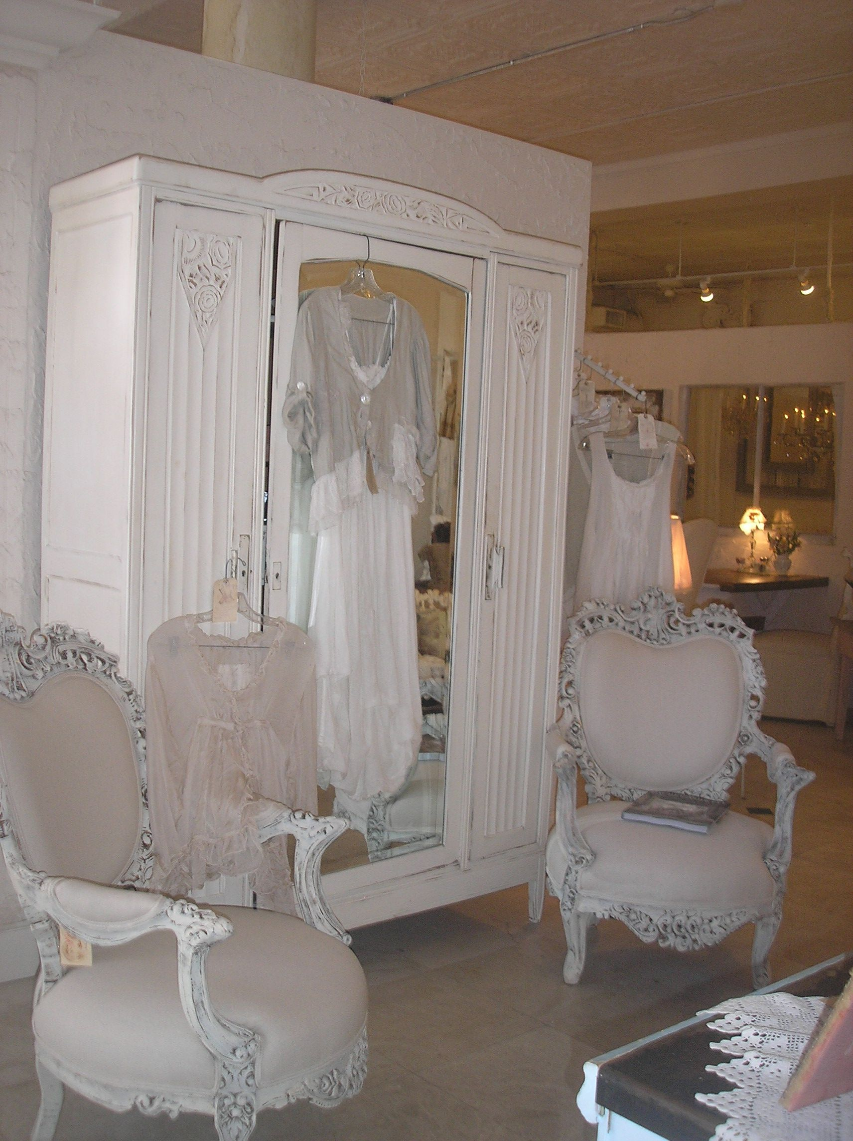 Shabby Chic Shop Posh On Palm | Shabby Chic Shops, White Shabby Chic ...