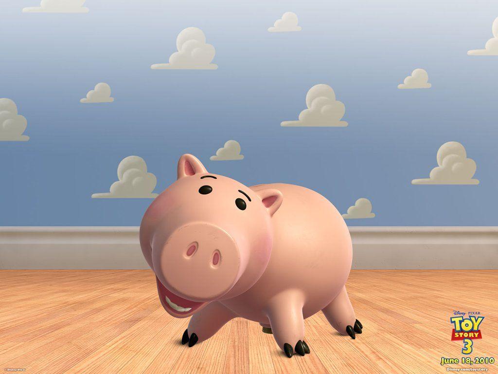 Toy Story Hamm Aka Evil Dr Pork Chop My Favorite Toy Story