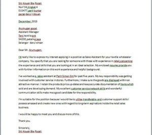 Contoh Surat Permohonan Kerja Bahasa English Looking For Someone How To Apply Positivity