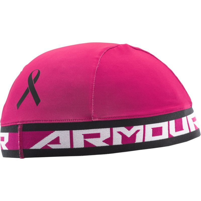 1ba19f1c Under Armour Pink HeatGear Skull Cap Breast Cancer Awareness, Under Armour,  Skull, Cap